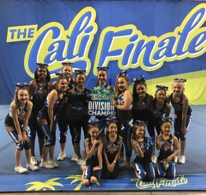 lighting win by southbaycheer360