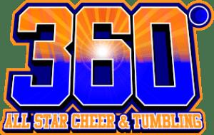 Southbaycheer360 logo